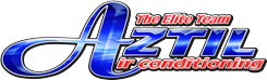 Aztil Air Conditioning Logo