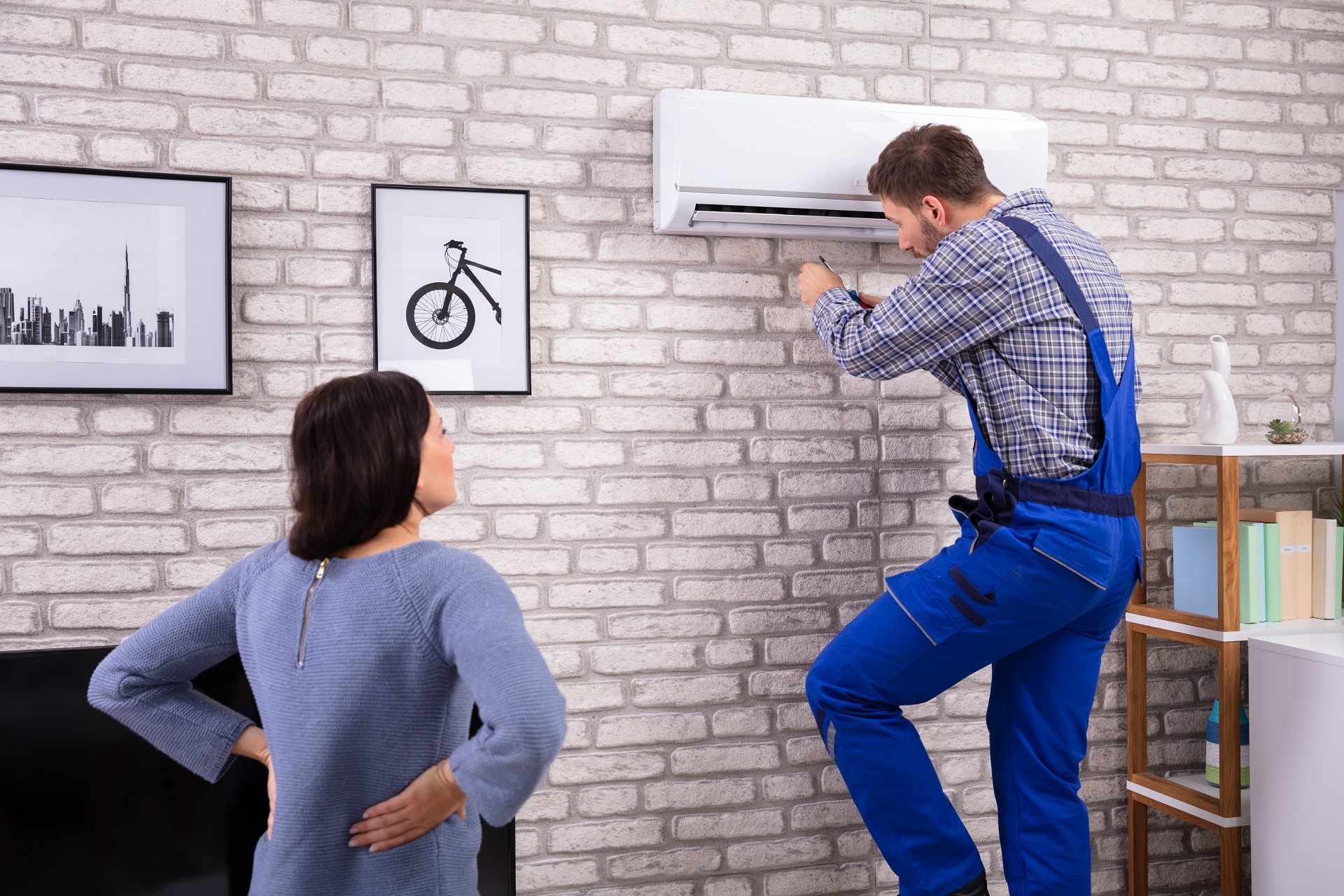 AC maintenance service west palm beach
