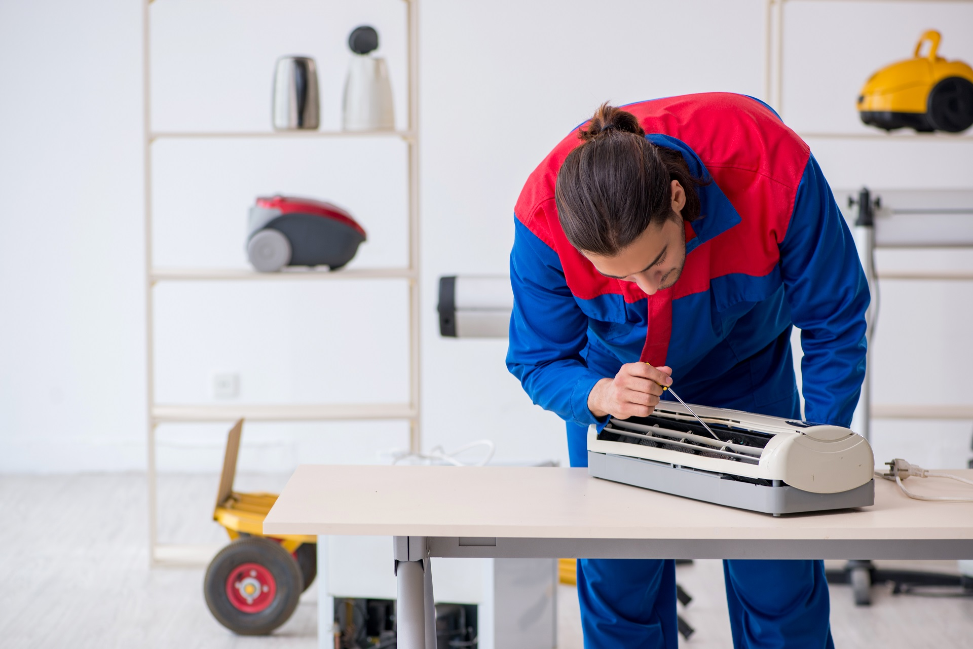 AC repair contractor in Palm Beach County