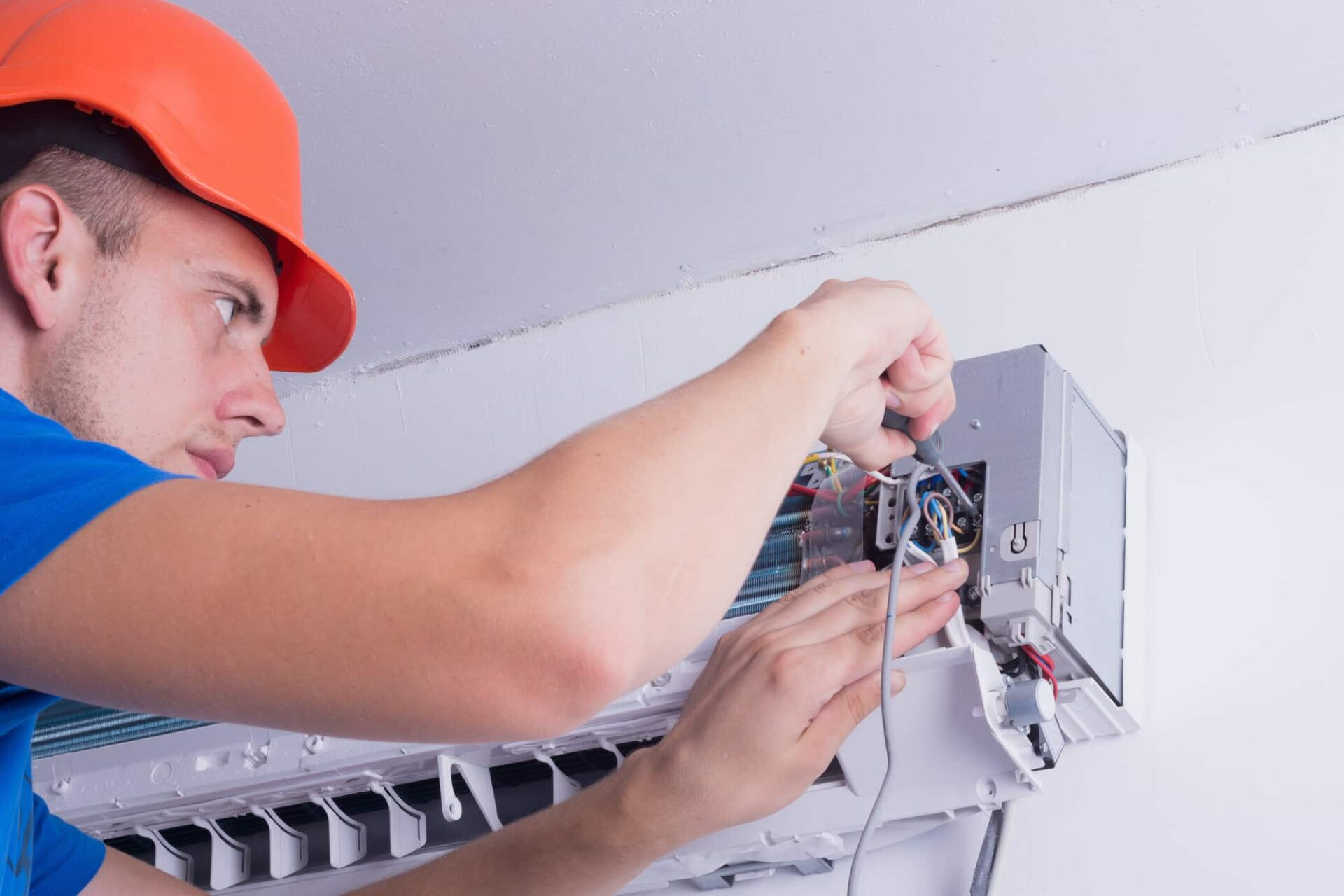 installing a new ac system