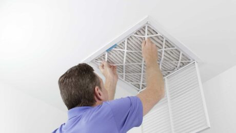 changing your air filter